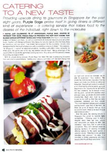 Catering To A New Taste on Asia Pacific Boating