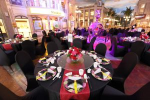 Chinese Banquet at KidZania Singapore