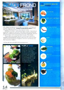 Purple Sage Boutique Caterer on FHM